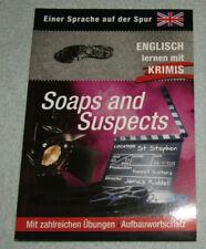 Englisch lernen mit Krimis: Soaps and Suspects - Uta Hasekamp (Tandem, 2013)