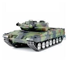 Us Stock HengLong 1/16 6.0 Leopard2A6 3889 Rc Tank Barrel Recoil W/ Rubbers