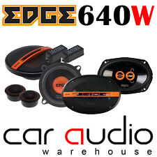 BMW Mini One R53 Harmon Kardon EDGE 640 Watts Front & Rear Car Speaker Kit1