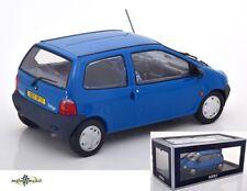 Renault Twingo Cyan Blue Diecast 1:18 Norev 185295
