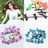 10 PCS Kids Baby Girls Women 3D Butterfly Hair Clips Clamp Photography Costume