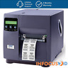 Refurbished Datamax I-4208 203 DPI Direct Thermal Printer