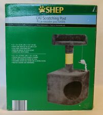 SHEP Cat Scratching Post • new but box is worn