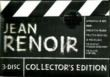 Jean Renoir 3-Disc Collectors Edition. Brand New In Shrink!