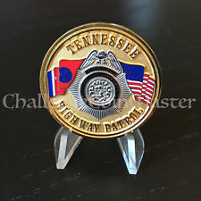 Tennessee State Police Highway Patrol Trooper Challenge Coin