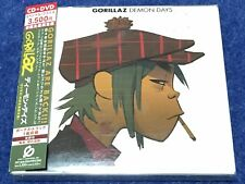 Gorillaz / Demon Days Limted Edition / Japan Import / CD+DVD / TOCP-66381