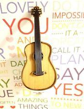 Bath & Body Works Acoustic Guitar Wallflower Plug Oil Diffuser New
