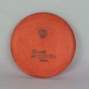 Discmania Soft Pline P2 174g golf disc used no ink