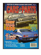 CARS & PARTS January 2000--73 AMC, 62 Chevrolet, 1934, 48-54 Hudson, 49 Mercury
