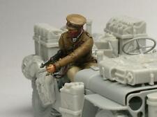 1/35 scale resin model kit – Paddy Manye Jeep figure