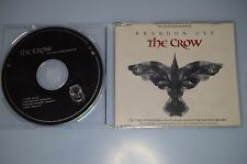 The Crow (Music From The Original Motion Picture) 4 TRACK CD-SINGLE PROMO