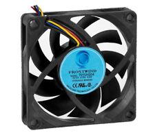 Desktop Computer CPU Fan Quiet 4-wire PWM Speed Regulation 7cm 12V DC 0.70A