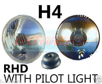 "5.75"" 5 3/4"" CLASSIC CAR SEALED BEAM HEADLAMP HEADLIGHT HALOGEN H4 CONVERSION"