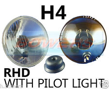 "5.75"" 5 3/4"" CLASSIC CAR SEALED BEAM HEADLAMP HEADLIGHT HALOGEN H4 CONVERSION"
