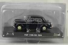 Fiat 1100-103 schwarz 1954 diecast 1:43 IXO De Agostini Magazine