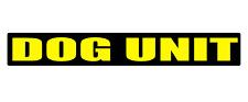 DOG UNIT MAGNET MAGNETIC K9 SITE SECURITY PATROL Handler  620mm X 1