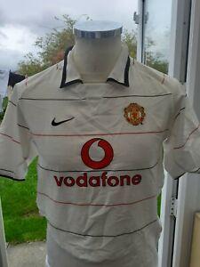 Manchester United 2003 Solskjaer 20 Shirt  Size L , 14-16 U.S