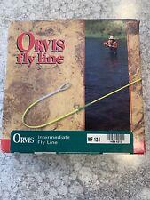 Orvis Fly Line WF-12-I Intermediate Line New