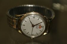 LE COULTRE AUTOMATIC POWER RESERVE INDICATOR WATCH