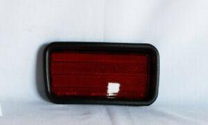 Reflector Assembly-Regular Left TYC fits 99-04 Mitsubishi Montero Sport