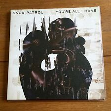 "Snow Patrol - You're All I Have  7"" Vinyl"