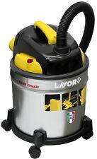"""Bidone aspiratutto solidi liquidi 1200W Capacità lt.20 LAVOR mod.""""VAC 20 S"""""""