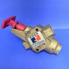 Other * Ross Lockout And Exhaust Valve * 1523 C 5012