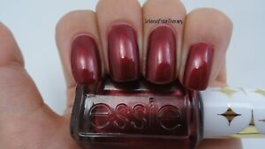 NEW! Essie nail polish lacquer in LIFE OF THE PARTY (2015)