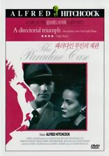 The Paradine Case (1947) Alfred Hitchcock / Gregory Peck DVD