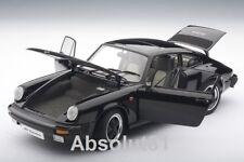 1:18 Autoart Porsche 911 Carrera 3.2 1988 schwarz black, 78013 NEU & OVP RARITÄT