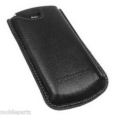 Original Koskin De Cuero Blackberry Pearl bolsillo bolsa bolsa para 8100 8110 8120 8130