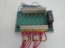 Warranty Cincinnati MILACRON Relay I/O Card BOARD 60.220.204.S 70-QAC24A WEB