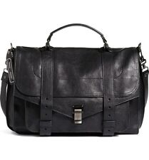$1,995 !Proenza Schouler'Large PS1' Satchel  Color Black
