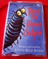 Lynne Reid Banks Reads Harry The Poisonous Centipede Tape UNABRIDGED Audio Book