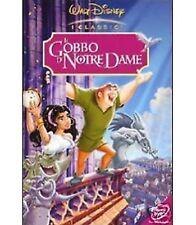 DISNEY DVD Il gobbo di Notre Dame