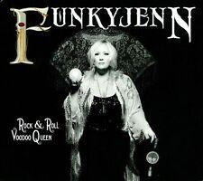 1 CENT CD Rock & Roll Voodoo Queen - Funkyjenn