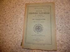 1929.Société histoire naturelle Toulouse.Révision genre Abiès.conifere.Gaussen