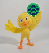"2011 Nico the Yellow Canary Bird 4.5"" McDonald's Action Figure #8 Rio Jamie Foxx"