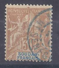 Colonies françaises - Soudan fr - n° 11 oblitéré