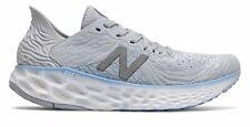 New Balance De Mujer Zapatos 1080v10 de Espuma Fresco Gris Con Azul Y Gris