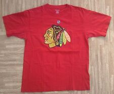 Chicago Blackhawks #88 Patrick Kane Reebok Shirt ~ Men's Medium M ~ Red NHL
