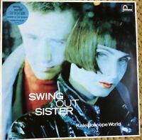 Swing Out Sister ‎– Kaleidoscope World Vinyl LP. NM Wax. UK 1989 1st.
