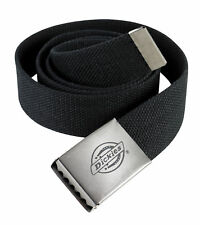 Dickies Canvas Belt with Dickies Logo Metal Buckle Adjustable
