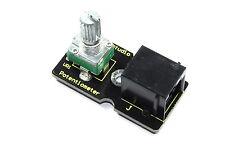 Keyestudio fácil Plug Potenciómetro módulo KS-109 6mm Arduino Flux Workshop