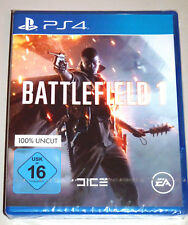 BATTLEFIELD 1 (PlayStation 4) PS4 DEUTSCH One