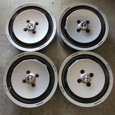 Set 4 cerchi in lega d'epoca 5,5Jz14 4x98 ET43 Alfa Romeo (17490 20Y-3-D-2)
