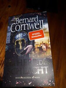 """Bernard Cornwell """"Der Herr der Schlacht"""" Uhtred - letzter Teil!"""
