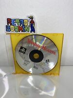Vandal Hearts Sony Playstation PS1 Disc Only Good Shape TESTED WORKS RPG RARE