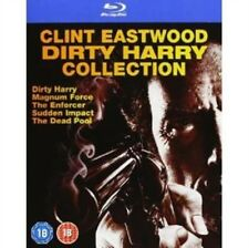 Dirty Harry Collection BOX Blu-Ray - Region Free *NEW & SEALED*