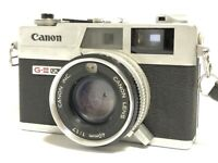 EXC+++++ Canon Canonet QL17 G-III Rangefinder 35mm Film Camera from Japan #1599
